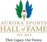 Aurora Sports Hall of Fame Logo