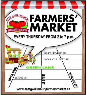 East Gwillimbury Farmers Market logo