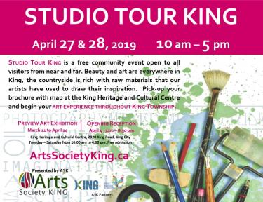 ASK Presents the Studio Tour King April 27 and 28 2019.JPG