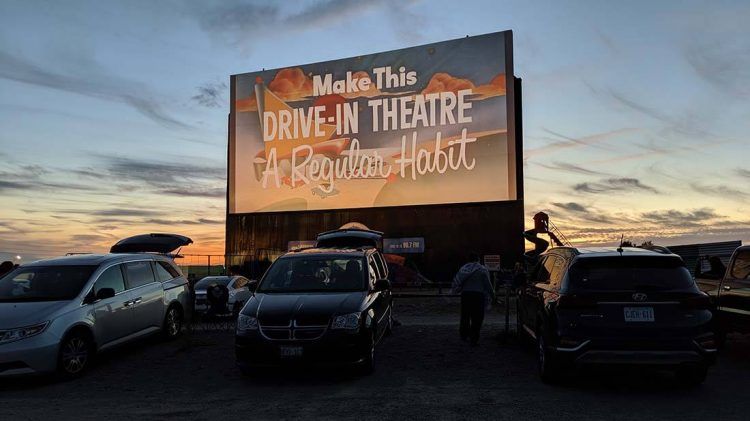 The Stardust Drive-In Newmarket