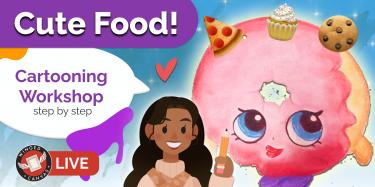 August (AM) Art Workshop - Cute Foods.png