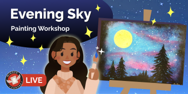 December (PM) Art Workshop - Evening Sky.png