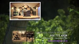 Photo of Holland Marsh wine cellar