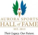 Aurora Sports Hall of Fame Logo